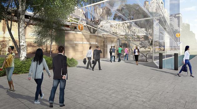 Stasiun Sydney Metro Baru Diumumkan