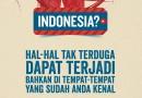 Kampanye baru membantu pelancong Indonesia di luar negeri