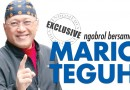 An afternoon with Mario Teguh