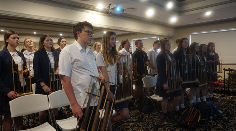 Ketika Siswa dan Guru dari Nowra Kunjungi KJRI Sydney