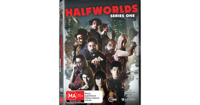Serial TV HBO Asia, Halfworlds Giveaway!