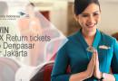 Garuda Indonesia Competition