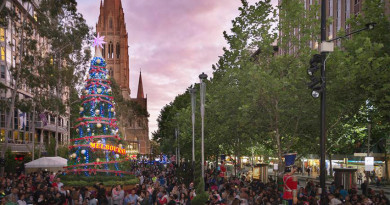 Melbourne to light up with Christmas cheer