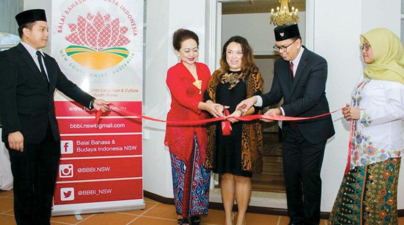 Peluncuran Balai Bahasa & Budaya Indonesia – NSW