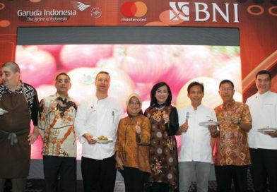 Program 'Star Chef' Untuk Penumpang Bisnis Garuda Indonesia