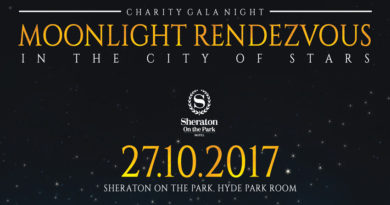 Charity Gala Night – Moonlight Rendezvous