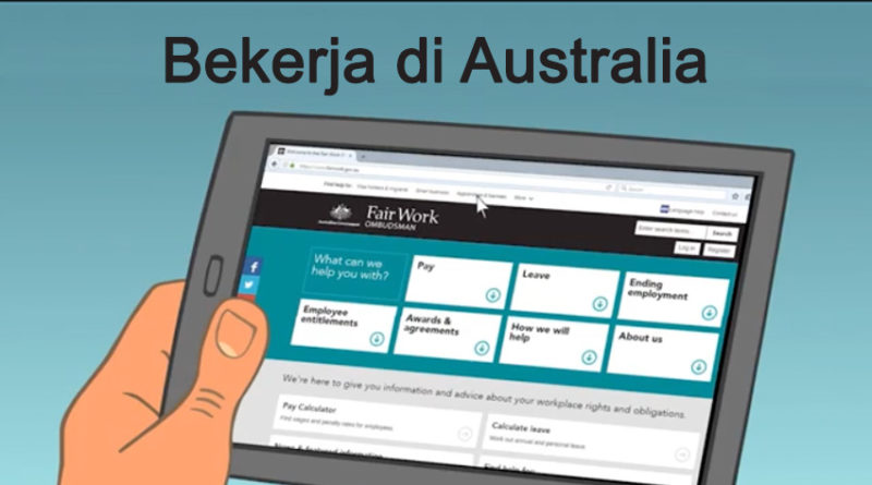 Bekerja di Australia