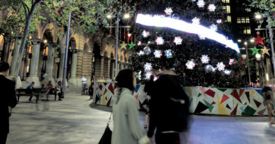 Menyambut Perayaan Natal di Sydney