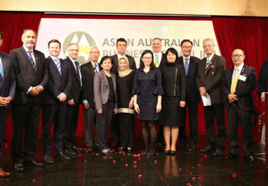 Gala Dinner Perdana Asian Australian Business Council