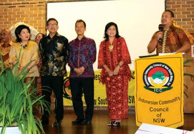 Acara Perkenalan Dubes Dan Konjen Baru Sangat Indah Bagi Masyarakat Di Sydney…