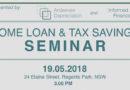 Home Loan & Tax Savings Seminar