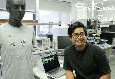 Edy Suariyana – In-Suit Co-Founder