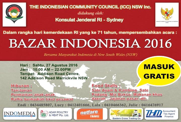 BAZAR ICC 2016