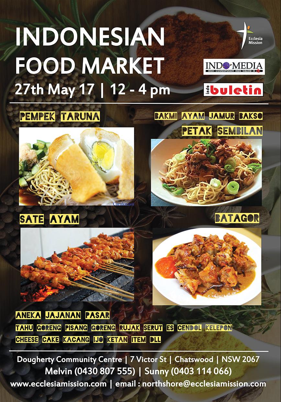 Food festival Ecclesia