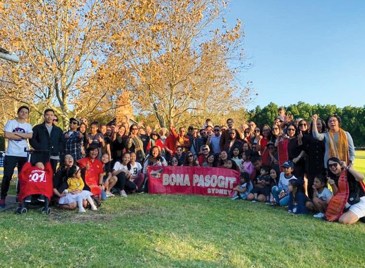 Kemeriahan HUT Bonapasogit NSW ke-38 | Indomedia